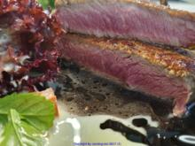 Biggi`s Fleisch = Rinder Filetsteak (medium gebraten) - Rezept - Bild Nr. 6