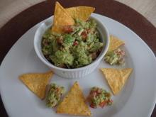 Guacamole mit  Maistortillias - Rezept - Bild Nr. 8164