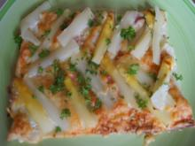 Flammkuchen mit Spargel - Rezept - Bild Nr. 2