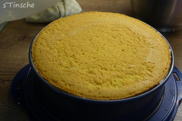 Erdbeer-Sahne-Schmand-Torte - Rezept - Bild Nr. 8182