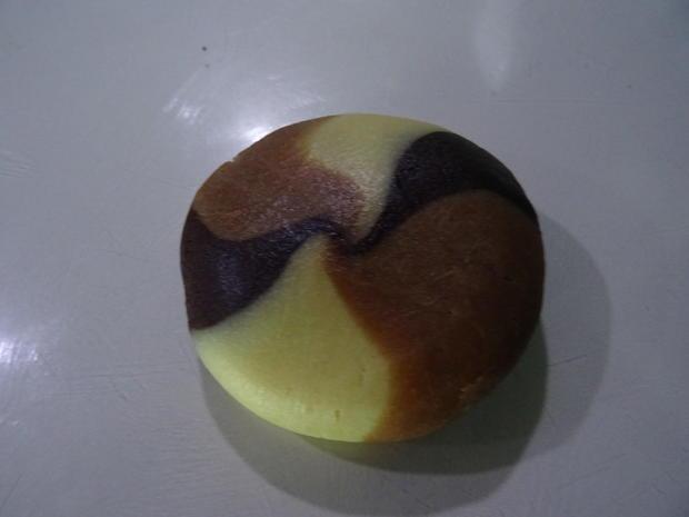 """Butter-Cookies mit """"Optik"""" - Rezept - Bild Nr. 8180"""