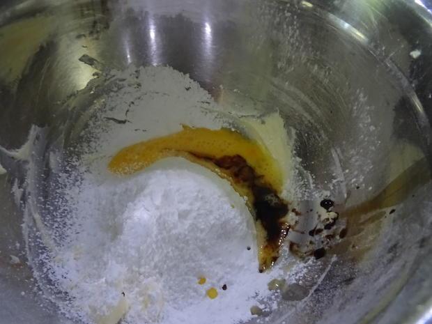 """Butter-Cookies mit """"Optik"""" - Rezept - Bild Nr. 8189"""