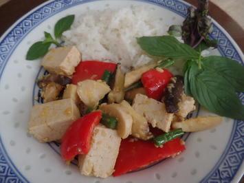 Tofu-Gemüse-Eintopf - Rezept - Bild Nr. 8181