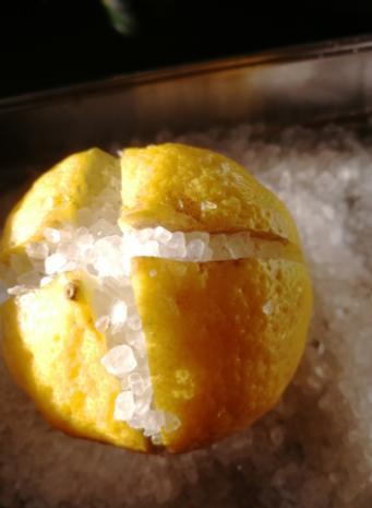 Salz Zitrone - Rezept - Bild Nr. 8180