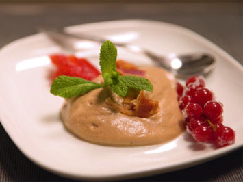 Mousse au Chocolat mit Bacon - Rezept - Bild Nr. 2