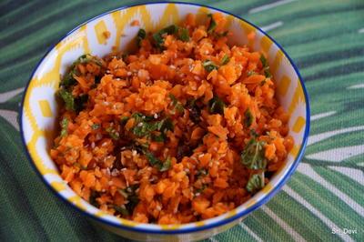 Gesunder Karotten-Salat - Rezept - Bild Nr. 2