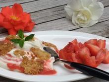 Resteverwertung - Erdbeercrème - Rezept - Bild Nr. 2