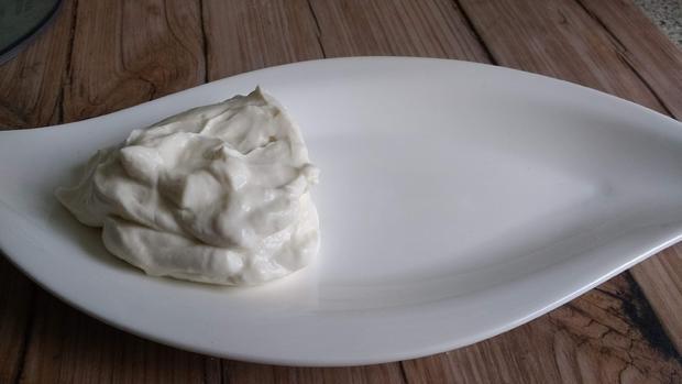 Resteverwertung - Erdbeercrème - Rezept - Bild Nr. 8194