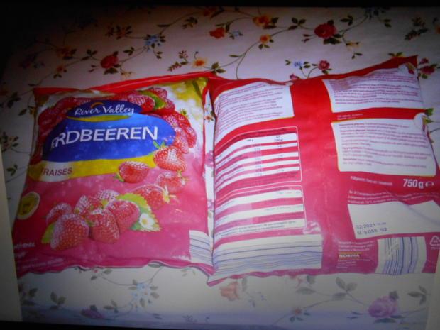 Erbeere- Rhabarber - Marmelade - Rezept - Bild Nr. 8193