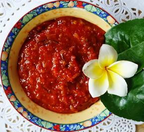 """Süß-sauer-scharfe-Dipsauce """"Bangkok"""" - Rezept - Bild Nr. 8193"""