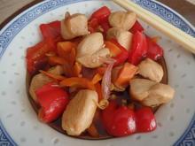Hähnchen-Gemüse-Pfanne - Rezept - Bild Nr. 8202