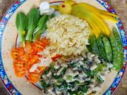 Pilze mit Bandnudeln ala Dewi Desi - Rezept - Bild Nr. 8202