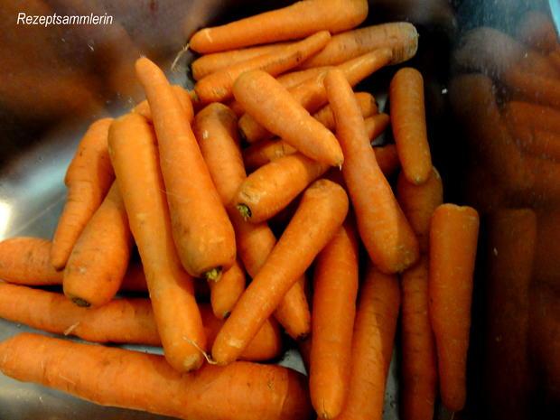 Gemüse:   MÖHRENEINTOPF  der besonderen Art - Rezept - Bild Nr. 3