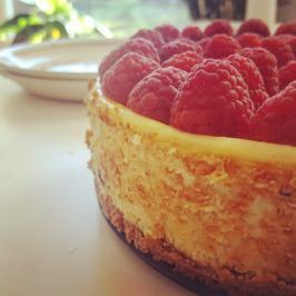 Rezept: Cremig-fruchtiger NY Cheesecake
