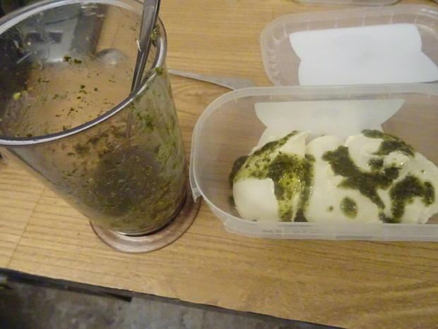 Mojito-Eis (Halbgefrorenes) - Rezept - Bild Nr. 8206