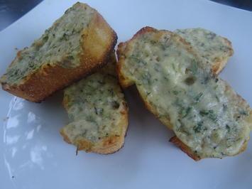 Garlic-Bread - Rezept - Bild Nr. 8203