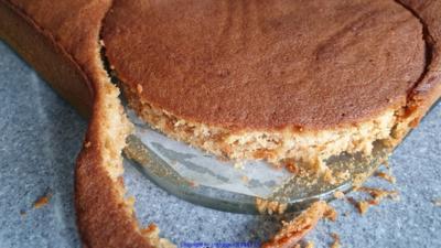 Oma Löffel`s Kuchen = Caramel-Espresso Rührkuchen - Rezept - Bild Nr. 8209