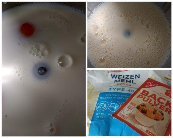 Gefüllte Pfannkuchen - Rezept - Bild Nr. 4