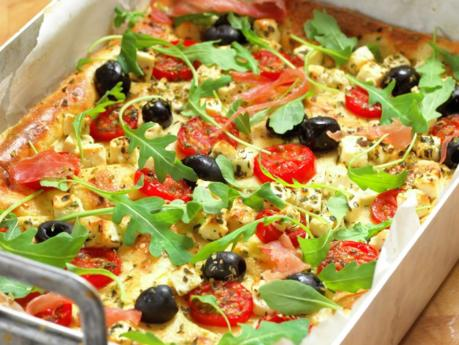 BiNe` S MEDITERRANE PIZZA - Rezept - Bild Nr. 2