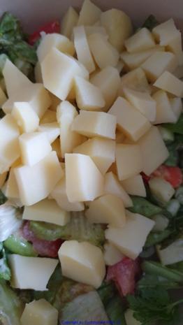 Biggi`s Salate = Kartoffelsalat Update 1.0 ( mit 6er Dressing) - Rezept - Bild Nr. 8226