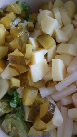 Kartoffelsalat Update 1.0 ( mit 6er Dressing) - Rezept - Bild Nr. 8229