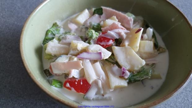 Biggi`s Salate = Kartoffelsalat Update 1.0 ( mit 6er Dressing) - Rezept - Bild Nr. 8232