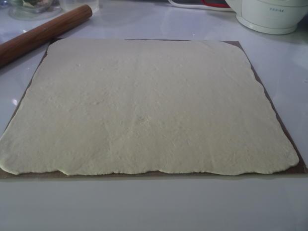Würzige Brot-Chips mit zweierlei Dips - Rezept - Bild Nr. 8229