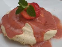 Baiser mit Erdbeercurd - Rezept - Bild Nr. 2