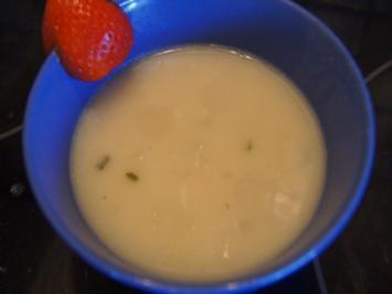 Eine sehr, sehr schnelle Spargel-Cremesuppe - Rezept - Bild Nr. 2