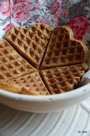 Frühstück: Mohn-Waffeln - Rezept - Bild Nr. 2