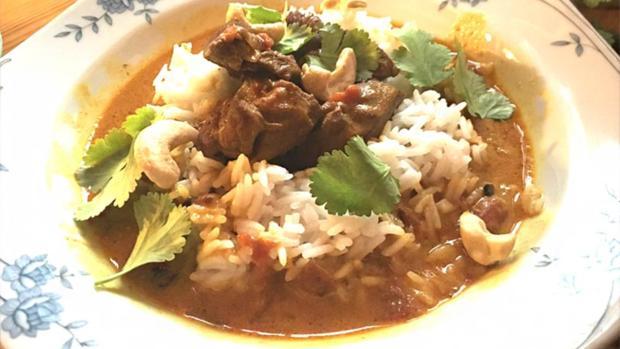 Bombay Lamm-Curry - Rezept - Bild Nr. 2