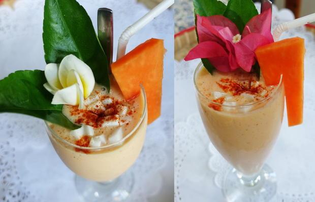 Papaya Lassi - Rezept - Bild Nr. 8251