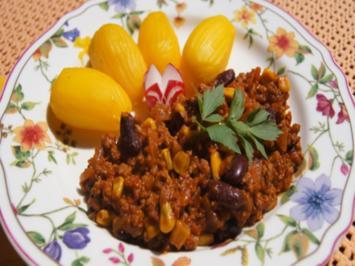 Schnelles Chili mit Kartoffeln - Rezept - Bild Nr. 2