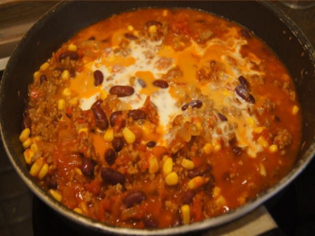 Schnelles Chili mit Kartoffeln - Rezept - Bild Nr. 13