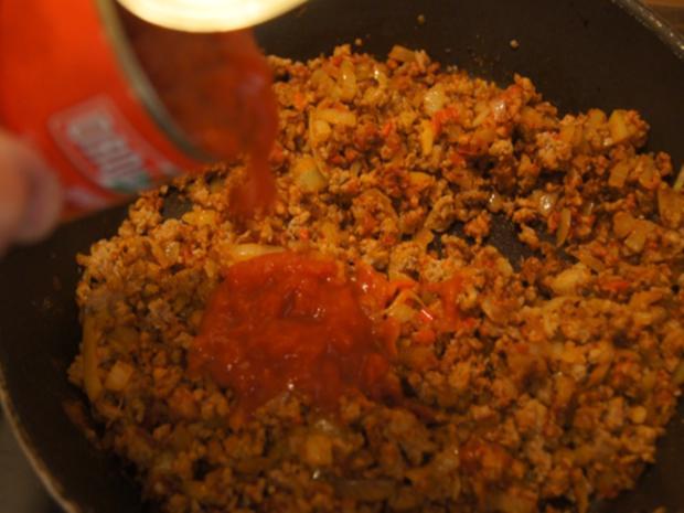 Schnelles Chili mit Kartoffeln - Rezept - Bild Nr. 11