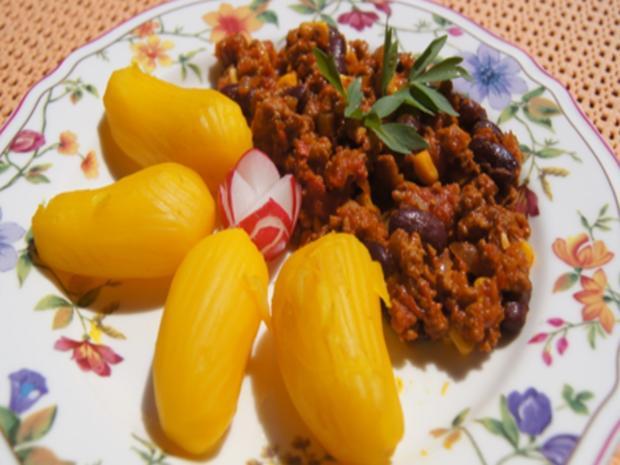 Schnelles Chili mit Kartoffeln - Rezept - Bild Nr. 20