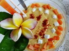 Papaya-Mango-Kokos Lassi ala Kuta-Bali - Rezept - Bild Nr. 8252