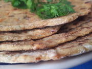 indisch: Gajar Paratha - Karotten-Fladen - Rezept - Bild Nr. 8252
