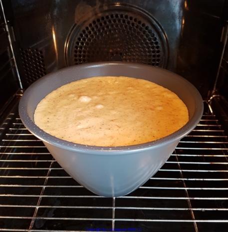 """Karotten- Haselnuss- Kuchen"" - Rezept - Bild Nr. 3"