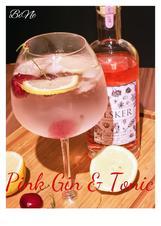 BiNe` S PINK GIN & TONIC - Rezept - Bild Nr. 2