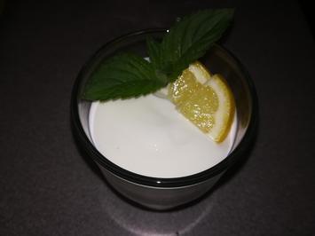 Rezept: Zitronenquark