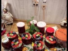 Erdbeer Konfitüre - Rezept - Bild Nr. 8252