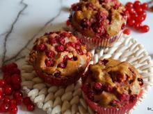 Johannisbeer-Muffins - Rezept - Bild Nr. 2