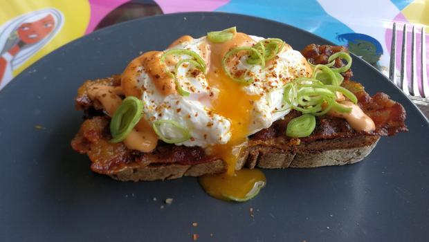 Das etwas andere Frühstückchen - Rezept - Bild Nr. 8253