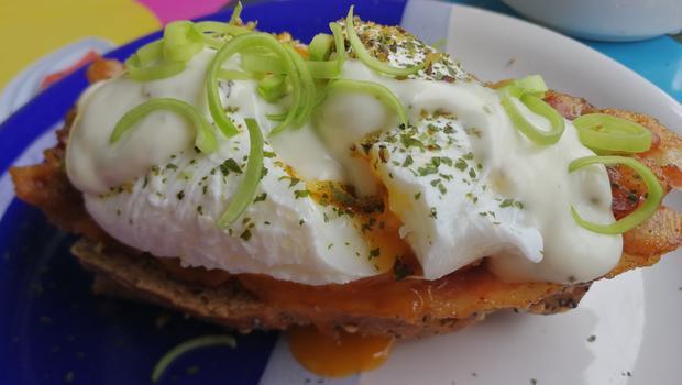 Das etwas andere Frühstückchen - Rezept - Bild Nr. 8256
