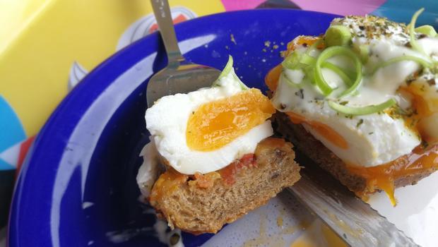 Das etwas andere Frühstückchen - Rezept - Bild Nr. 8257