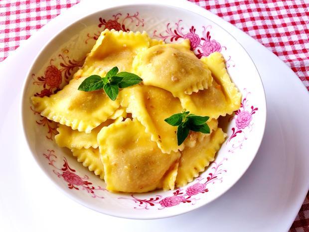 Ravioli in Tomaten - Rezept - Bild Nr. 8262