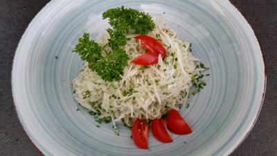 Kohlrabi-Salat - Rezept - Bild Nr. 8260