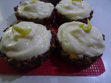 Zitronen-Creme-Tartelettes - Rezept - Bild Nr. 8260