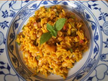 Reis-Garnelen-Gemüse-Wok - Rezept - Bild Nr. 2